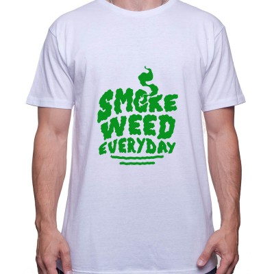 Smoke Weed everyday - Tshirt Homme Weed Tshirt Weed Homme