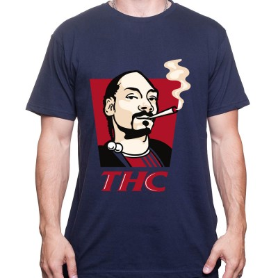 THC - Tshirt Homme Weed Tshirt Weed Homme