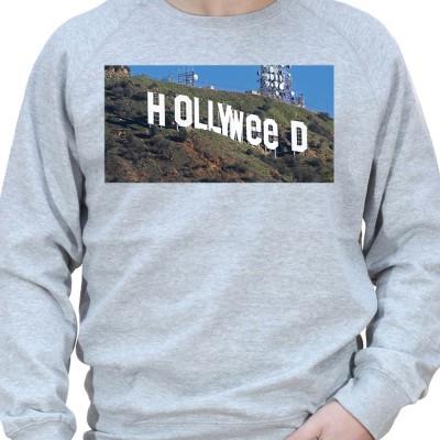 Hollyweed - Sweat Crewneck Homme Weed Sweat Crewneck Homme Weed