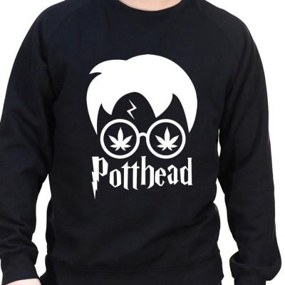 Pottehead - Sweat Crewneck Homme Weed Sweat Crewneck Homme Weed