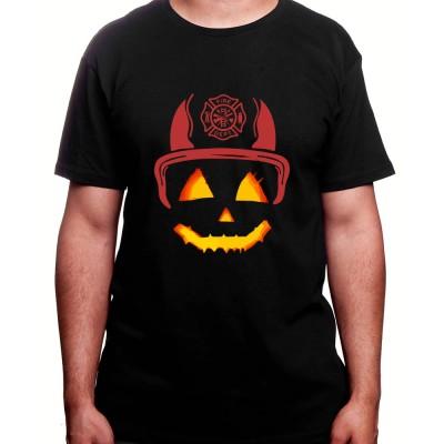 Halloween pompier - Tshirt Homme Pompier Tshirt Homme Pompier