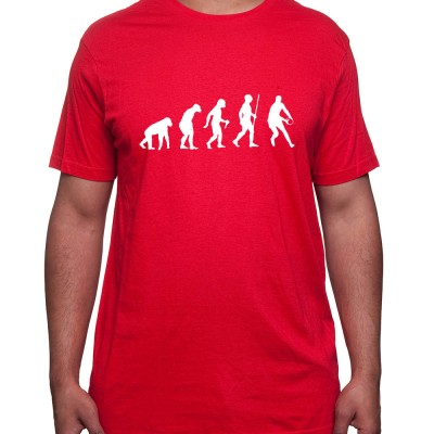 Rugby Darwin Evolution - Tshirt Homme Rugby