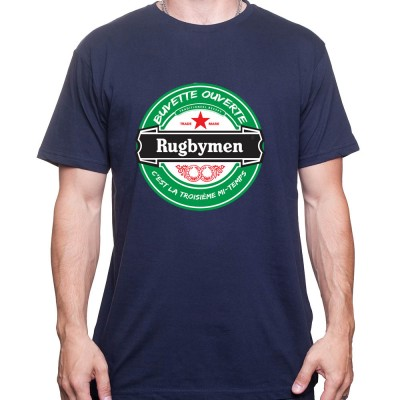 Rugbymen - Tshirt Homme Rugby
