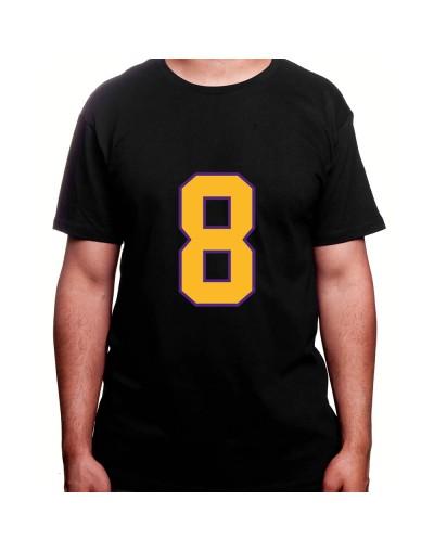 Kobe Number Tshirt Homme Basket