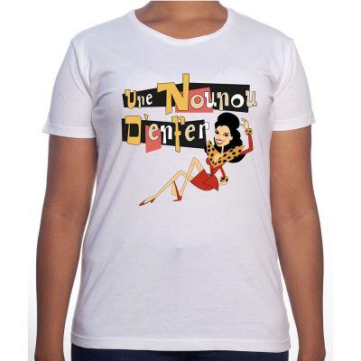 Tshirt Une Nounou d'enfer - Shirtizz