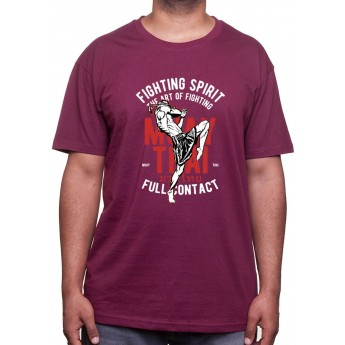 Fighting Spirit - Tshirt Tshirt Homme Sport