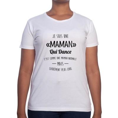 Je suis une maman XXXX - Tshirt Cadeau Maman Homme