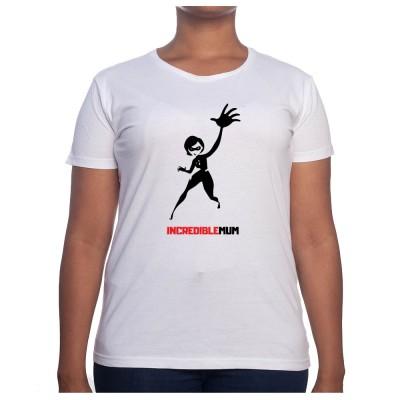 Incredible mum - Tshirt Cadeau Maman Homme