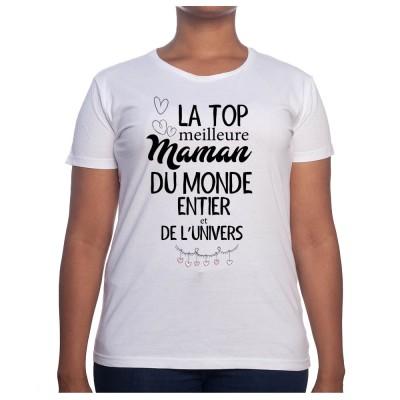 La meilleure maman - Tshirt Cadeau Maman Homme