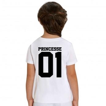 Tshirt Princesse - Shirtizz Tshirt Enfant
