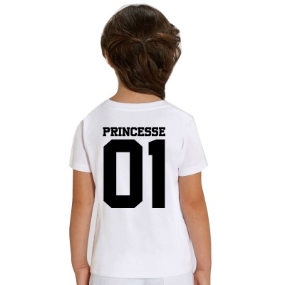 Tshirt Princesse - Shirtizz Enfant